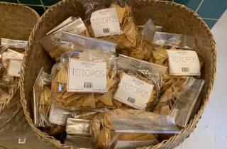Tortilla, chips