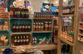 Mexican market, mexico, chilli