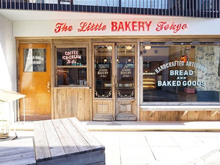 ガーリーでレトロなパン屋、The Little BAKERY Tokyoが移転