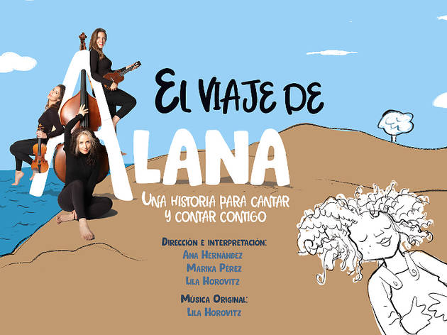 El viaje de Alana