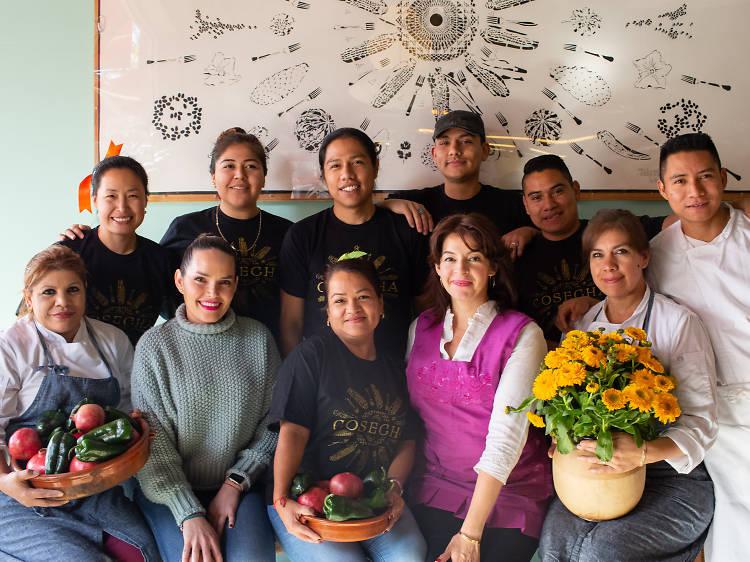 Cosecha + Bombera Bar & Grill in Oakland, CA