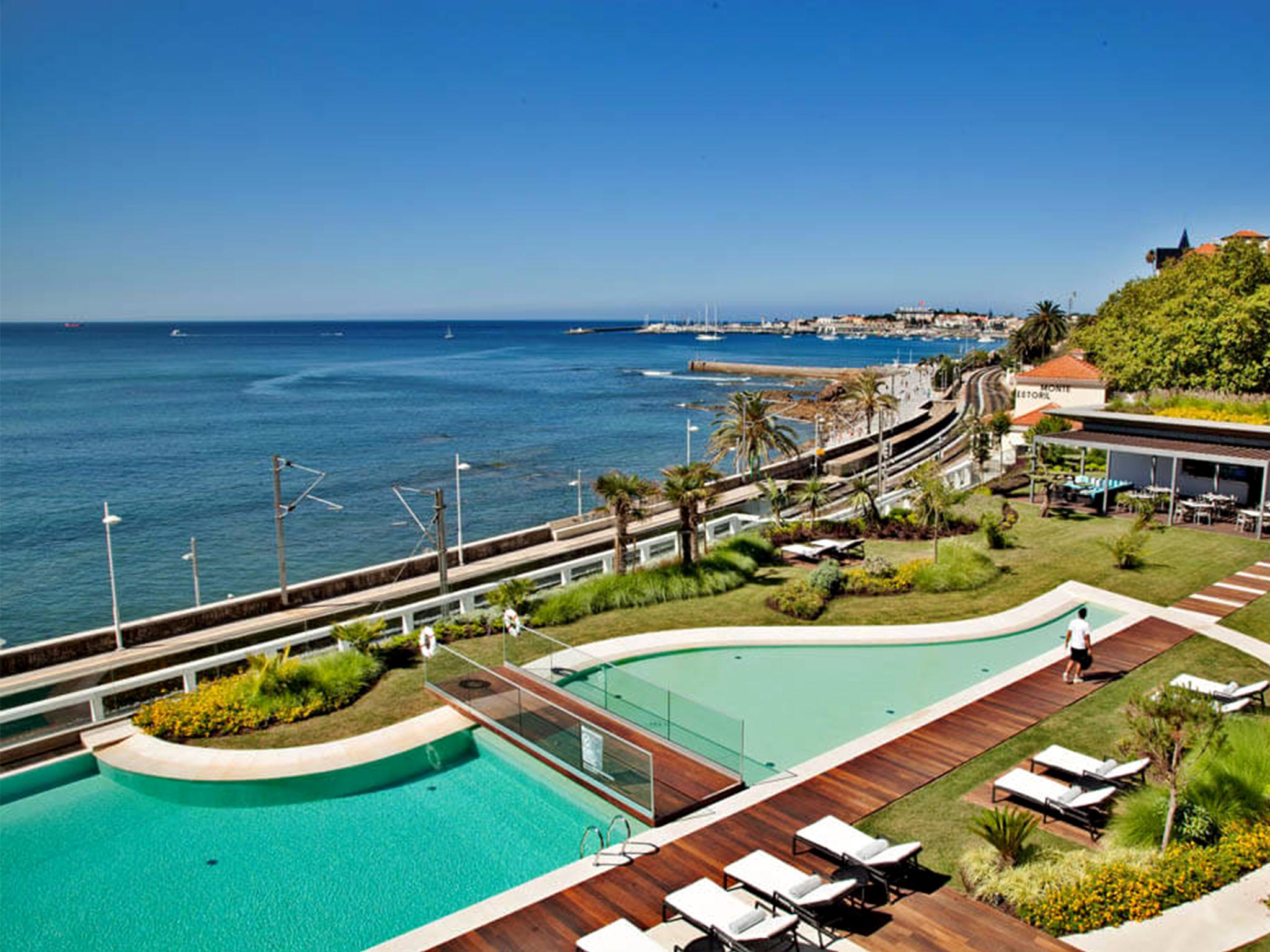 Hoteis, Hotel Intercontinental Estoril, Piscina