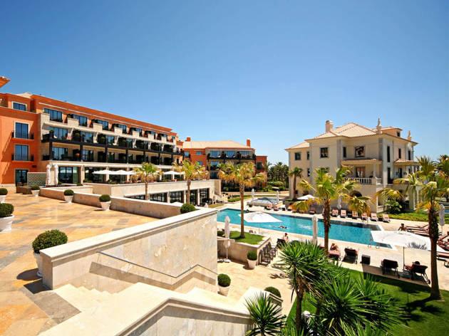 Hoteis, Grande Real Villa Itália Hotel & Spa, Fachada, Piscina