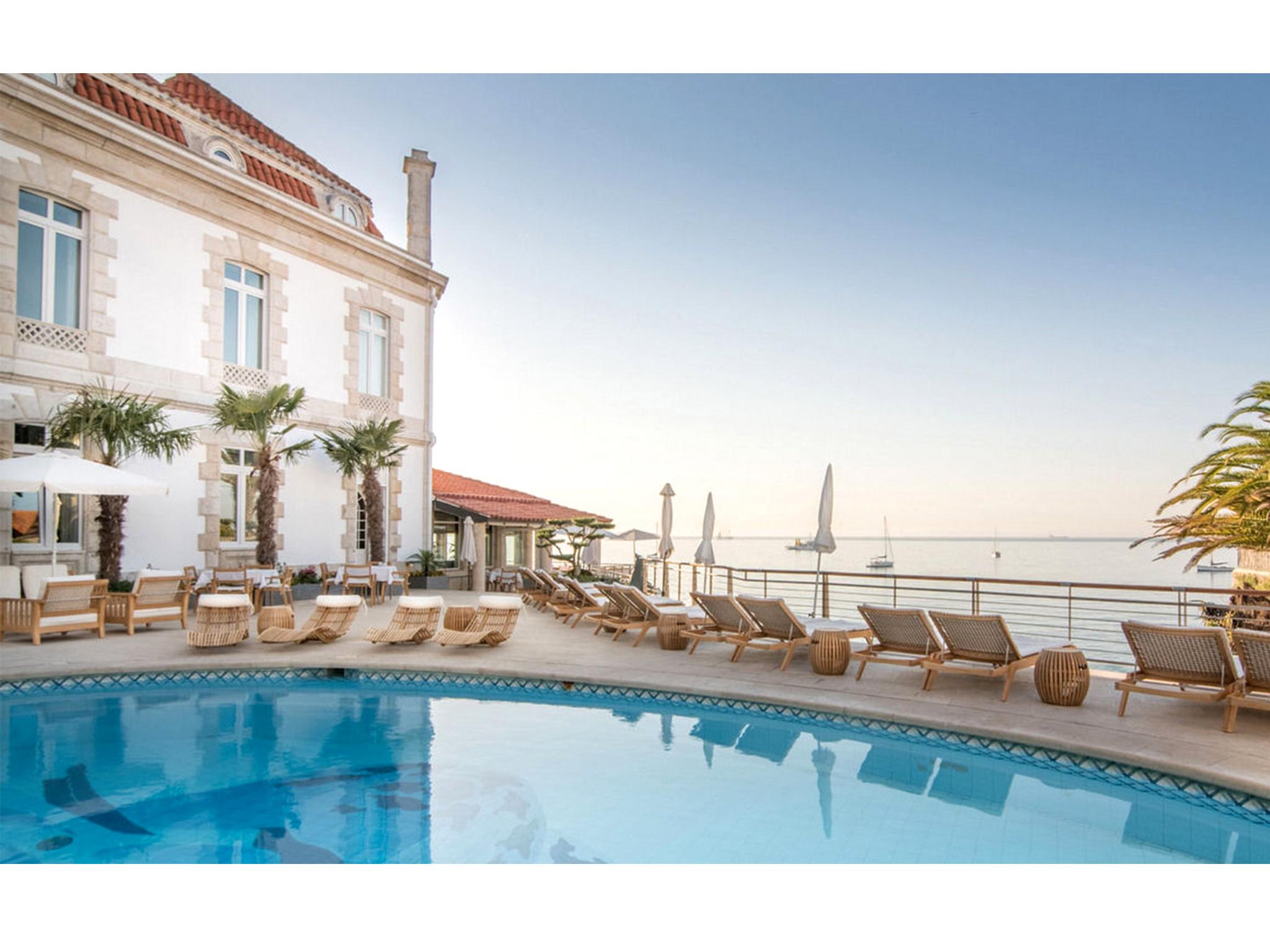 Hotel, The Albatroz Hotel, Piscina