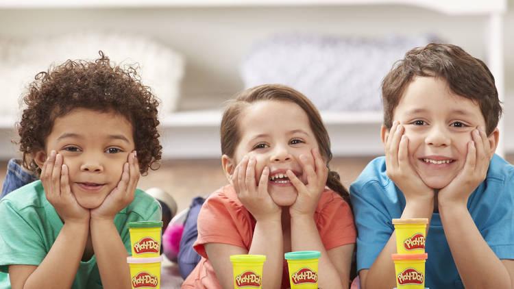 La Hora del Aprendizaje Play-Doh