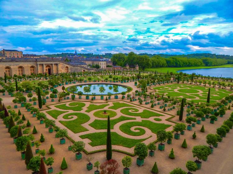De Paris à Versailles uniquement par des sentiers verts !