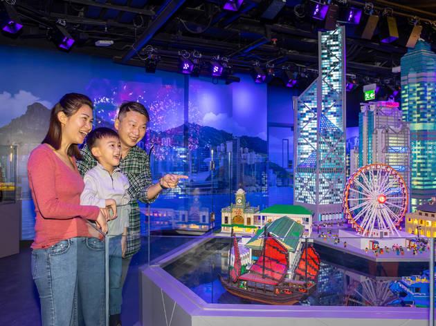 Legoland Discovery Centre Hong Kong