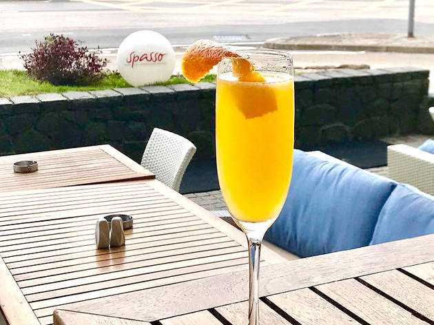 Mimosa's All Weekend at Divino restaurants