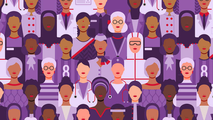 Time Out is going purple for International Women's Day – here's why