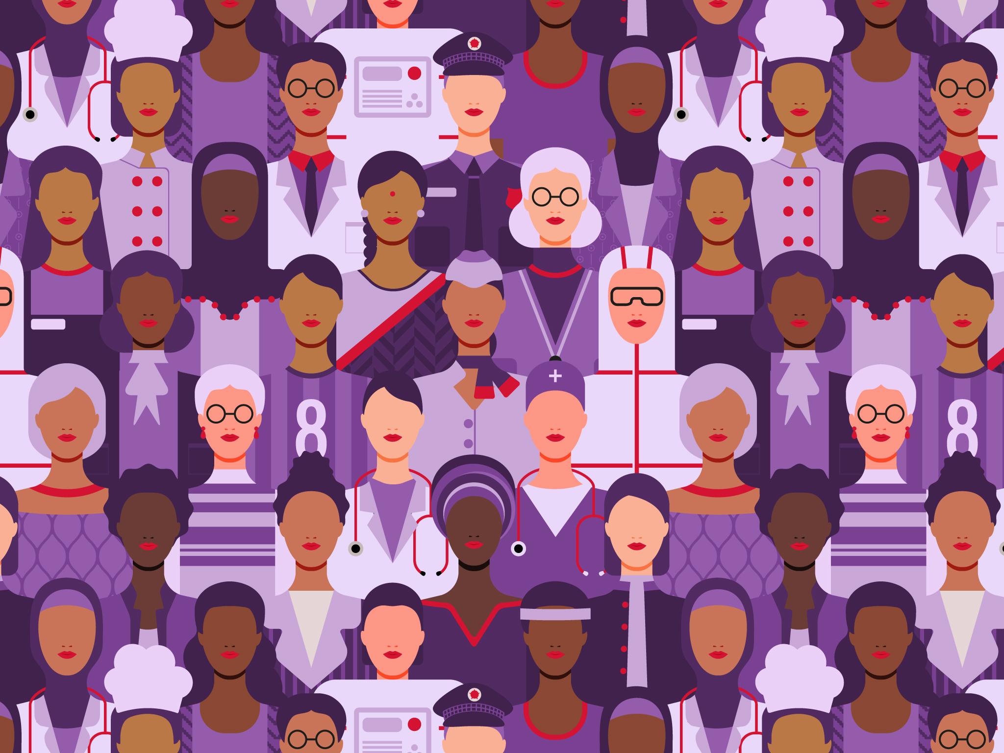 Time Out se tiñe de morado por el Día Internacional de la Mujer: te contamos por qué