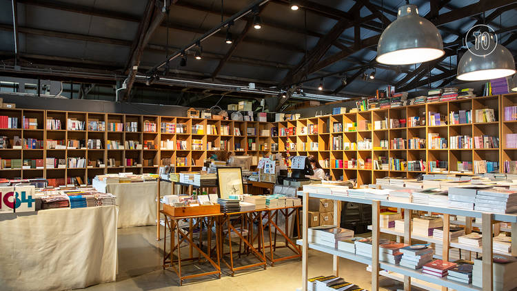 Candide Books & Cafe