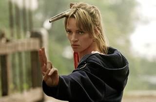 Kill Bill - The Bride - Uma Thurman