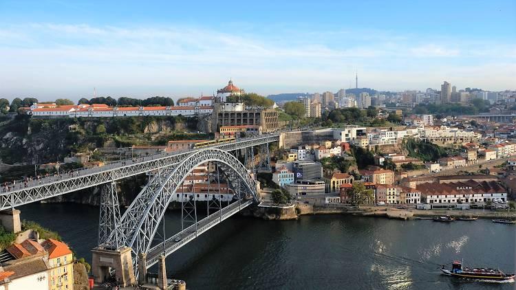 Ponte Luiz I, Gaia