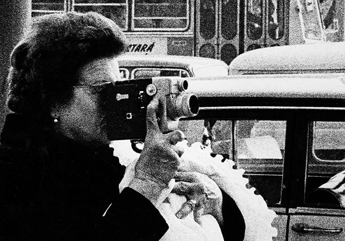 Las 21 miradas femeninas de la exposición 'Barcelona fotògrafes'