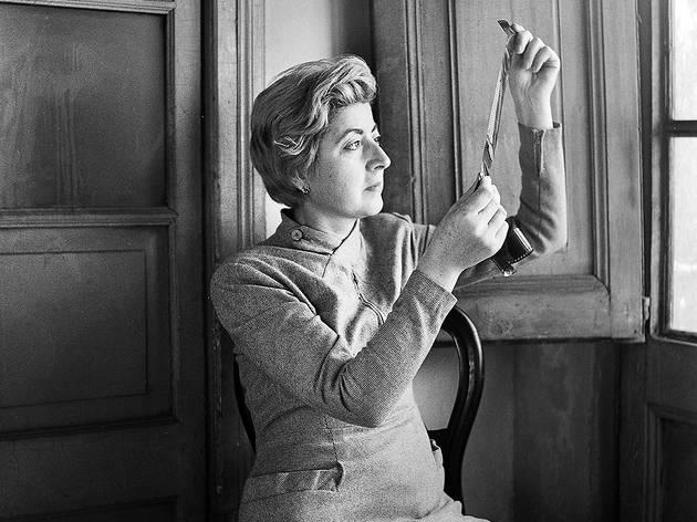 Autoretrat, 1959