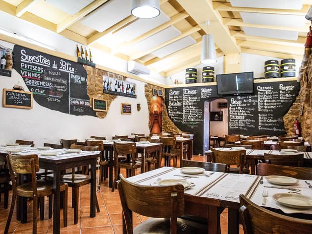 Restaurante, Petiscos, Cascais, Páteo do Petisco