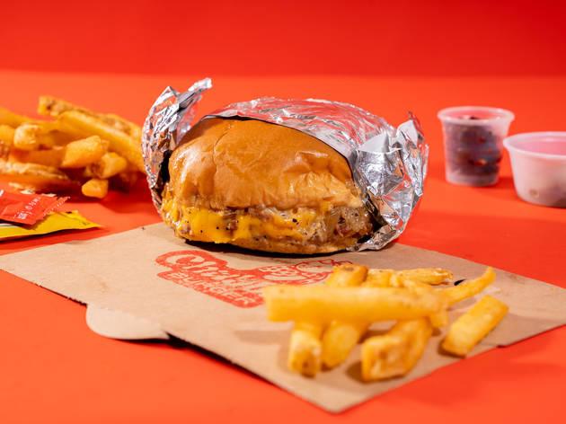 Chubbies Burger