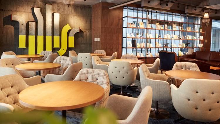 Cafe Salvador Business Salon