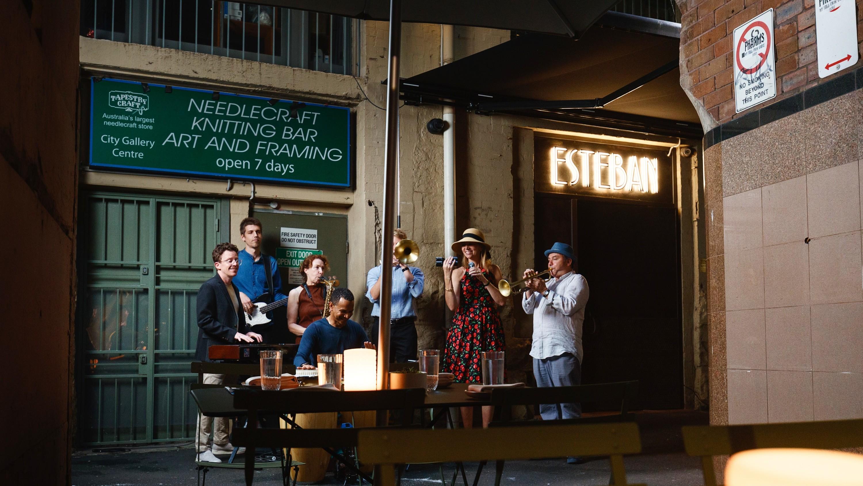 Esteban music