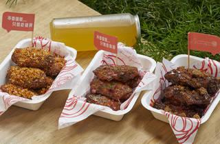 tong chong street market 2021 tea fest