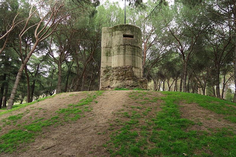 Fortines del Parque del Oeste