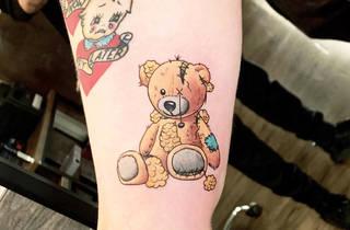 Tattoo bear (Uplift Tattoo)