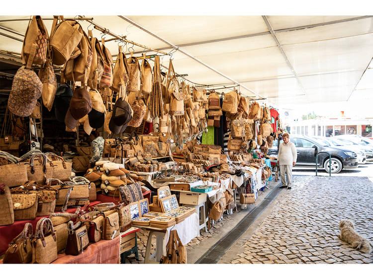 As melhores feiras e mercados em Cascais