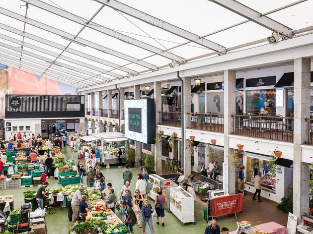 Mercado, Frescos, Mercado da Vila, Mercado Saloio