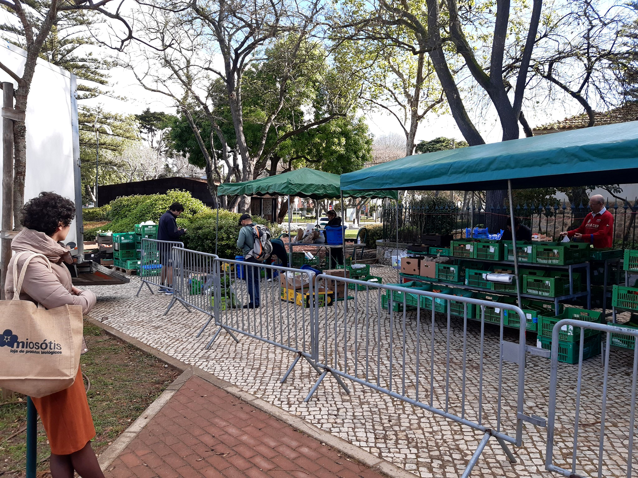 Mercado, Frescos, Mercado Agrobio de Cascais