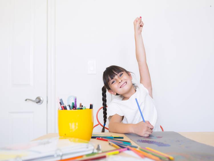 ¿Qué es el Girl Power? Descúbrelo en este taller para niños con Warholitos