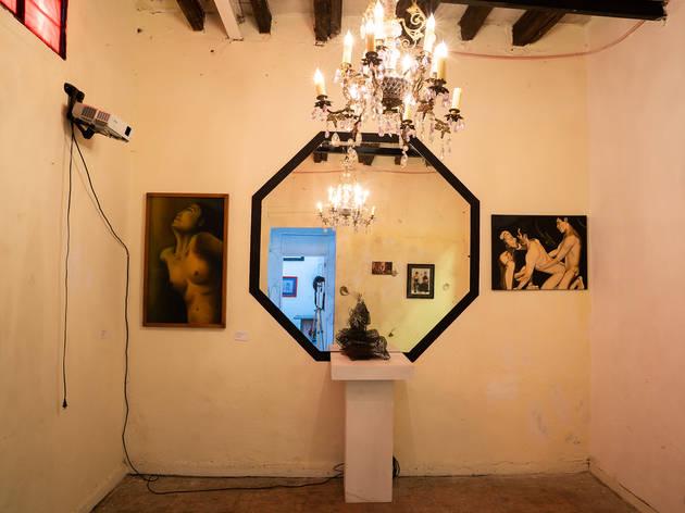 Eucalipto 20, centro cultural lgbttti, galeria gay