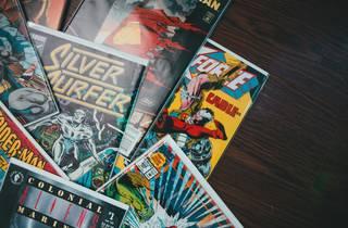 comics, comic books, silver surfer, spider-man