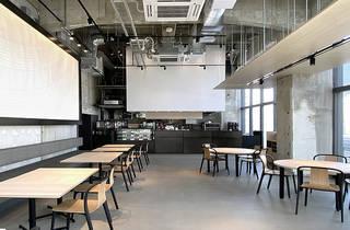 テラダ アート コンプレックス カフェ