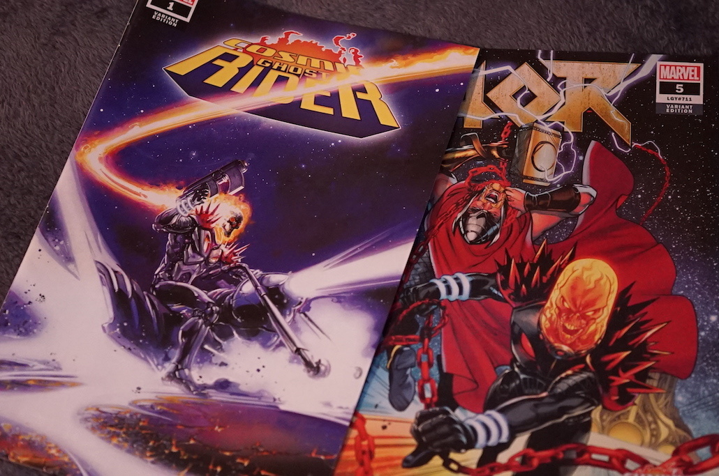 comics, ghost rider