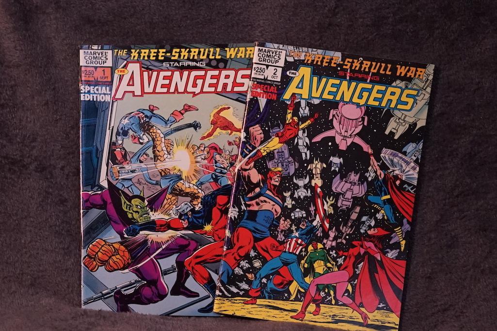 Avengers, comics