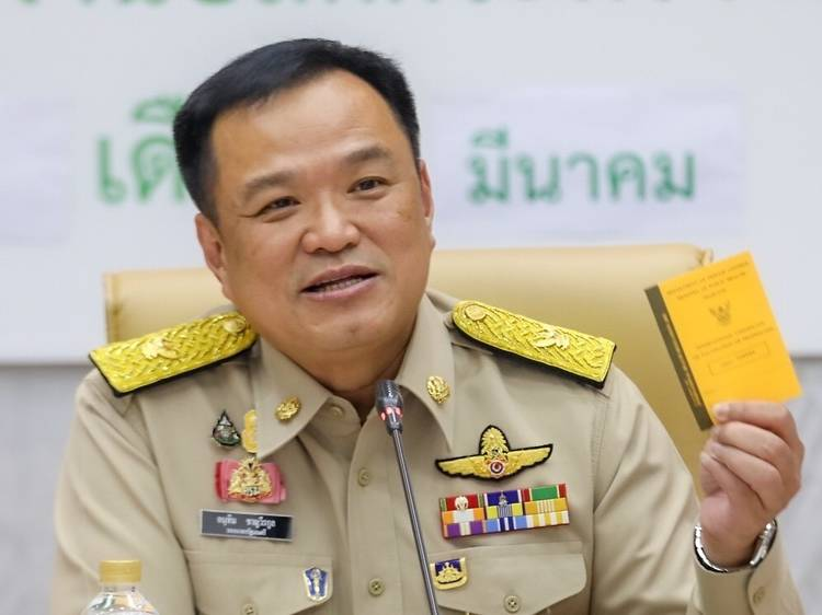 Thailand is gearing up to issue a vaccine passport