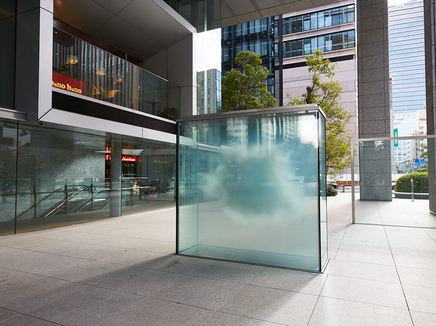 Leandro Erlich 'Cloud'