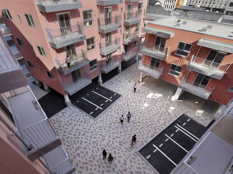 復興住宅で新しいコミュニティーを構築しよう