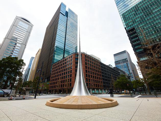 Hiroshi Sugimoto 'Sundial'