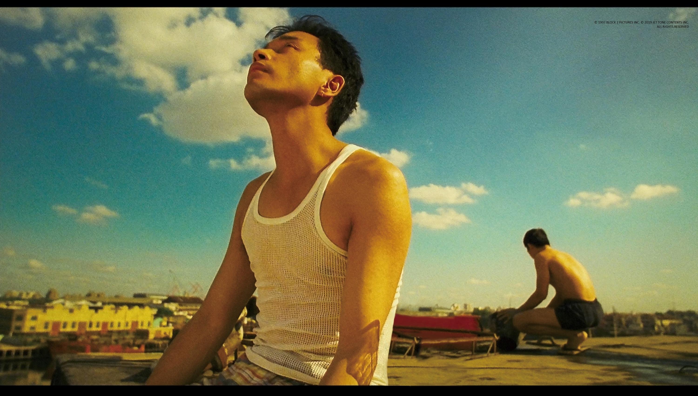 香港國際電影節2021上映四部王家衛 4K 修復電影