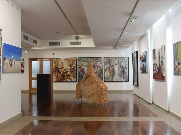 Bienal Internacional de Arte de Gaia