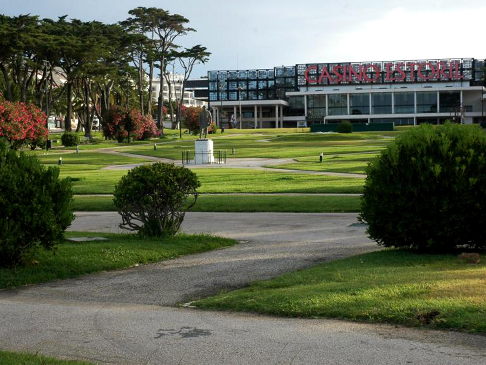 Jardim, Estoril, Jardim Casino Estoril