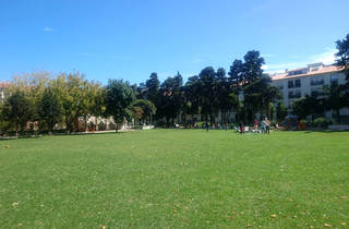 Jardim, Parque, Carcavelos, Parque Quinta da Alagoa
