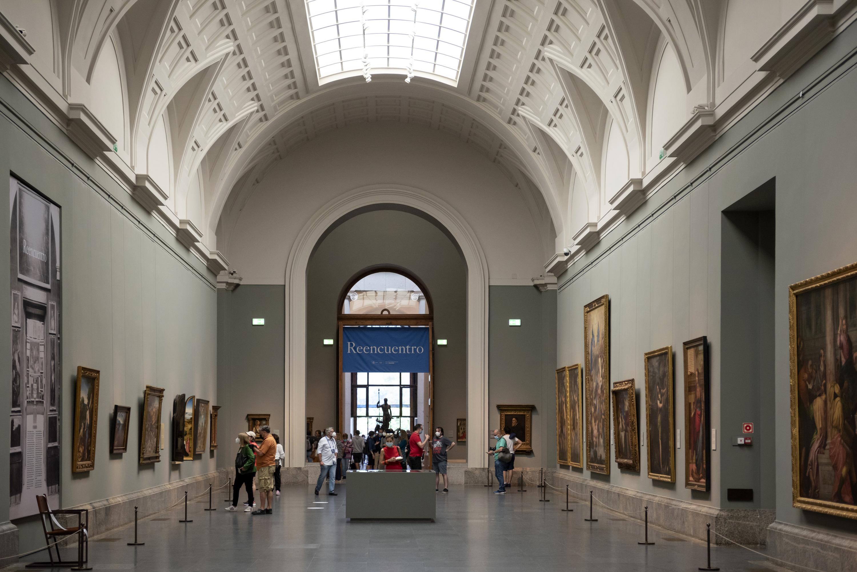 Reencuentro en el Museo del Prado