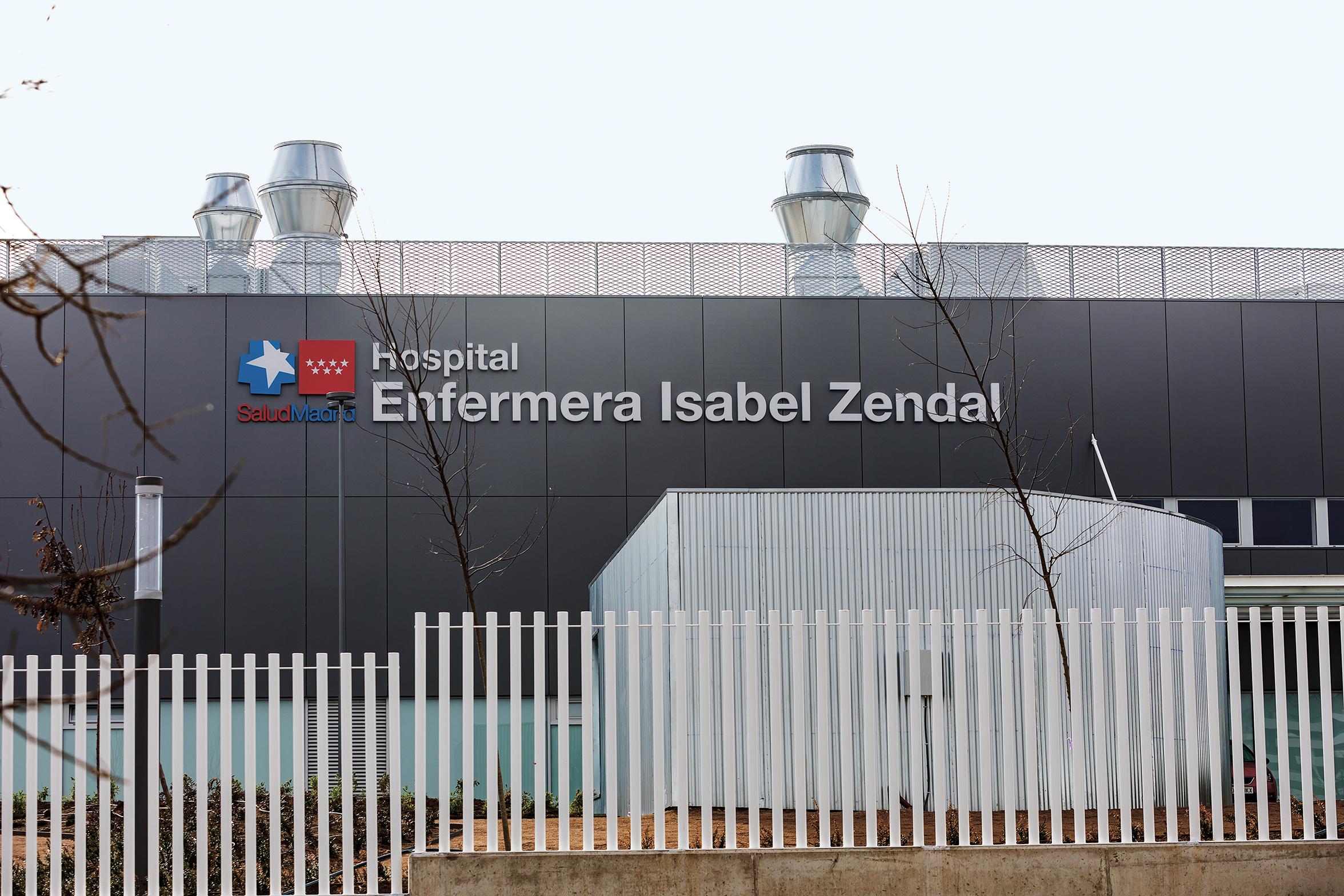 Hospital Zendal Madrid