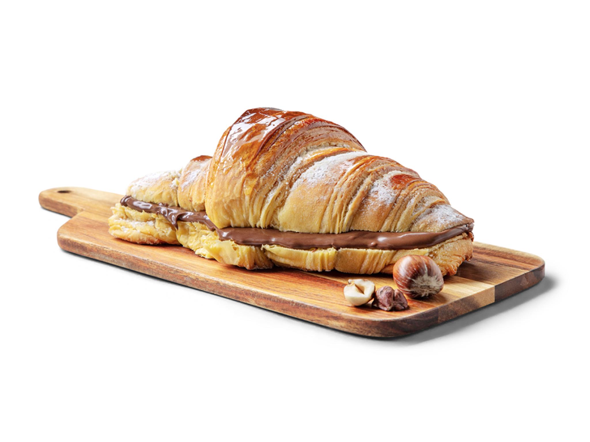 Pastelaria, Croissant de Nutella, O Melhor Croissant da Minha Rua