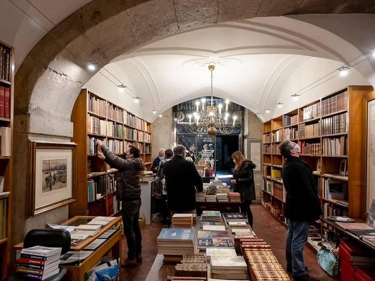 Livraria Campos Trindade in Lisbon