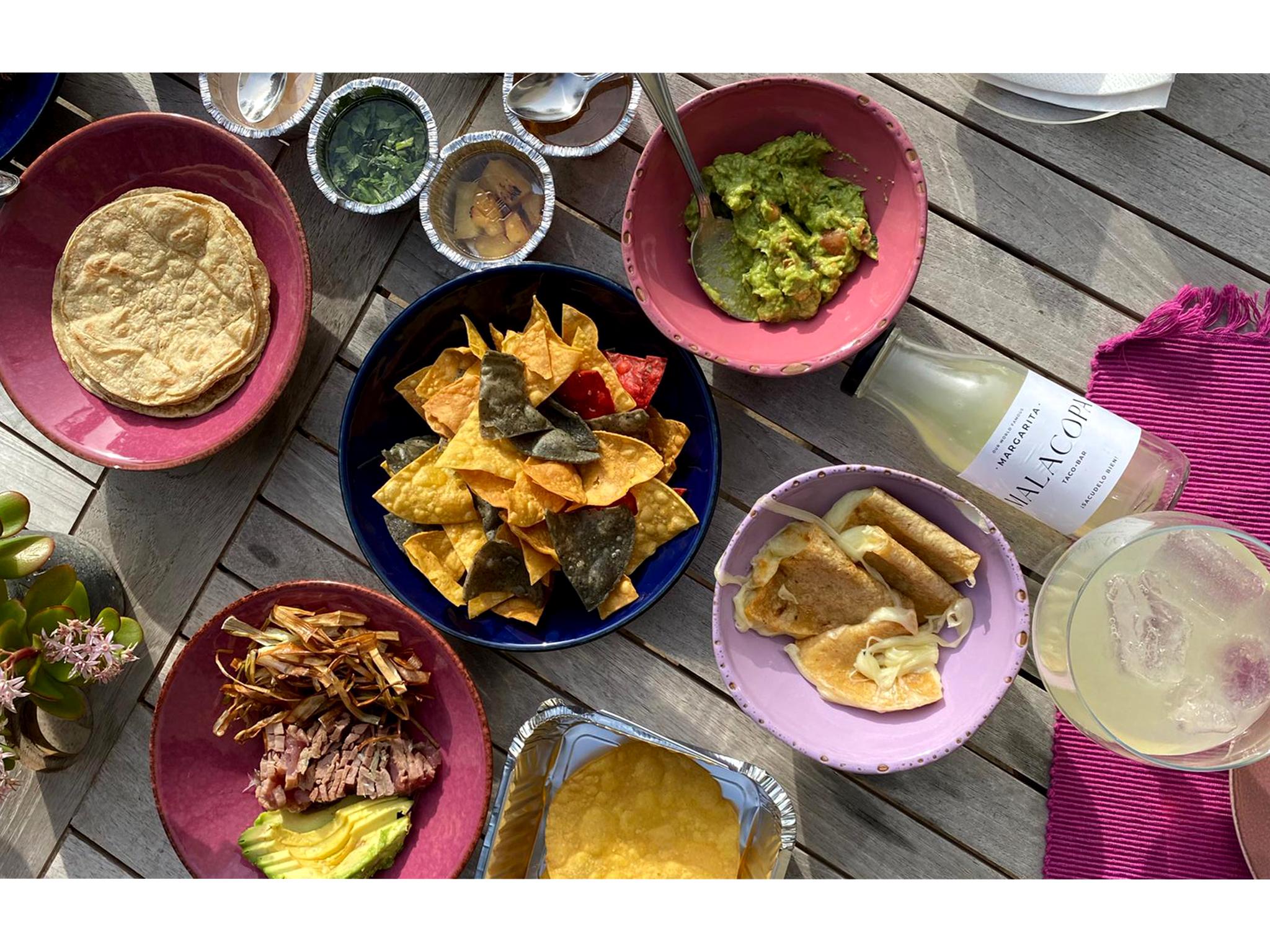 Restaurante, Cozinha Mexicana, Malacopa Taco Bar