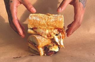 Romero Sandwich Club