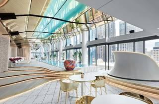 W Melbourne hotel pool
